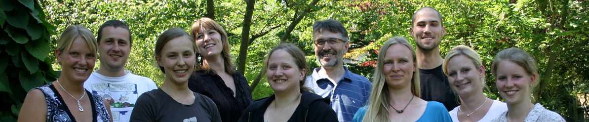 Group in Freiburg August 2011
